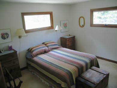 Truro Cape Cod vacation rental - Bedroom