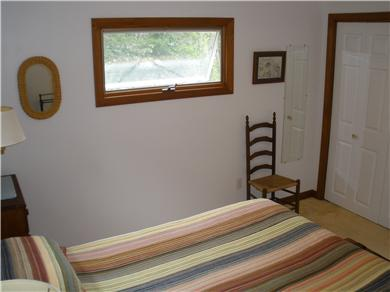 Truro Cape Cod vacation rental - Bedroom with large closet