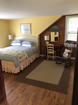 Bass River - West Dennis Cape Cod vacation rental - Master Bedroom - Queen Bed