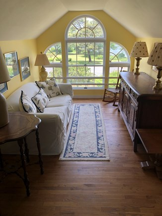 Bass River - West Dennis Cape Cod vacation rental - Master Bedroom - Sitting Area