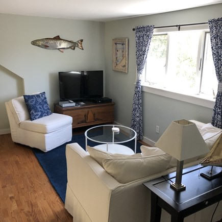 Bass River - West Dennis Cape Cod vacation rental - Upstairs TV Loft