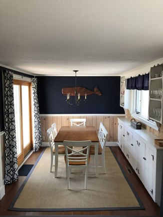 Bass River - West Dennis Cape Cod vacation rental - Dining Room