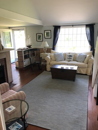 Bass River - West Dennis Cape Cod vacation rental - Living Room