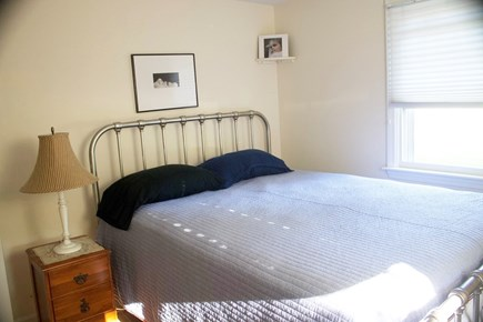 Mashpee Cape Cod vacation rental - Queen bed on the first floor