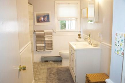 Mashpee Cape Cod vacation rental - First floor bathroom