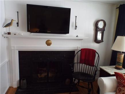 Dennis Cape Cod vacation rental - Direct TV with Premium Channels, gas fireplace