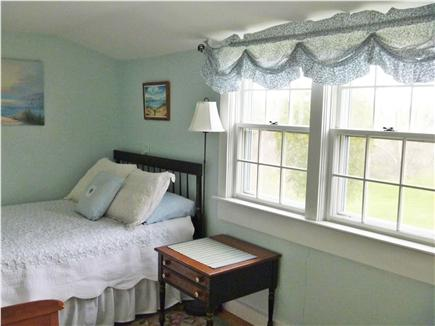 Barnstable Village Cape Cod vacation rental - Back bedroom (2nd floor w/ queen and futon w/ waterview)