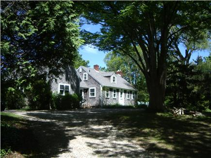 Barnstable Village Cape Cod vacation rental - Cape Cod home tucked among the willow trees