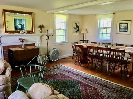 Barnstable Village Cape Cod vacation rental - Dining room seats 10 plus