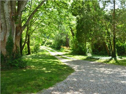 Barnstable Village Cape Cod vacation rental - Pathway to the beach, peaceful 5 minute stroll through nature