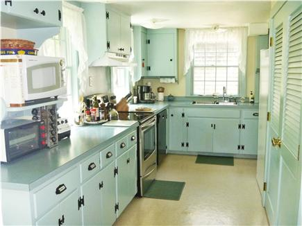 Barnstable Village Cape Cod vacation rental - Large, clean, functional kitchen
