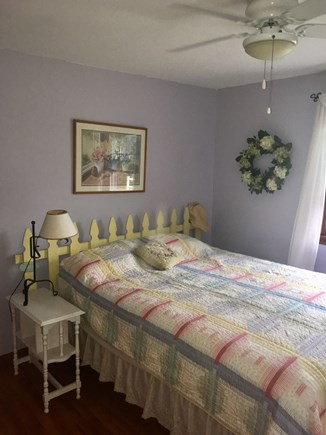 Dennisport Cape Cod vacation rental - Airy Master Bedroom with a Queen Bed
