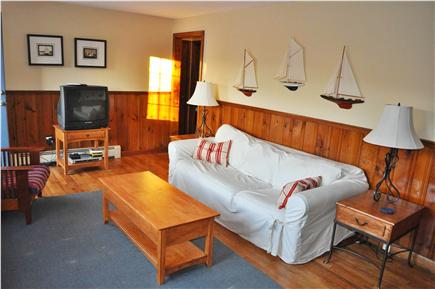 Dennisport Cape Cod vacation rental - Comfortable Living Room for the Whole Family