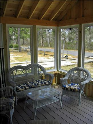 Dennisport Cape Cod vacation rental - A place to relax