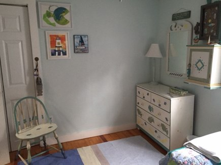 Dennisport Cape Cod vacation rental - Hand Painted Furniture Throughout