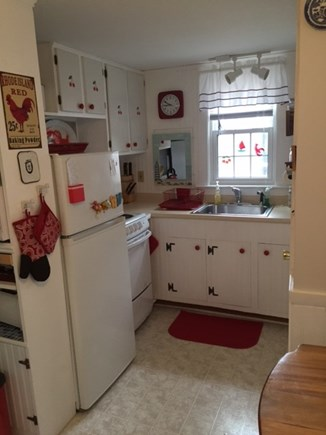 Dennisport Cape Cod vacation rental - Fully Equipped Cottage Kitchen