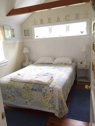 Dennisport Cape Cod vacation rental - Master with Vaulted Ceiling and Plenty of Sunshine
