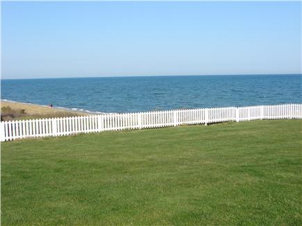 New Seabury New Seabury vacation rental - Walk two minutes to common lawn area, overlooking ocean