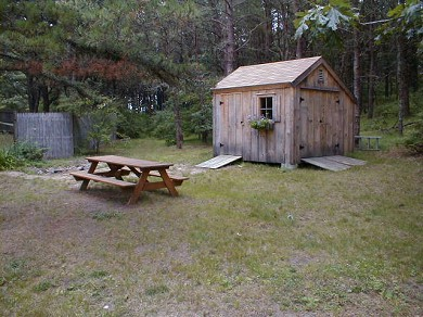 Truro Cape Cod vacation rental - Yard/Shed including 5 Bikes