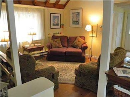 Truro Cape Cod vacation rental - Living room for entertaining
