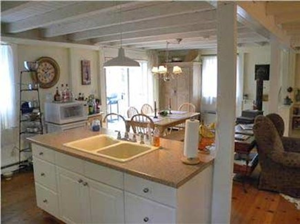 Truro Cape Cod vacation rental - Kitchen/Dining areas