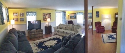 Truro Cape Cod vacation rental - Sofa beds on first floor