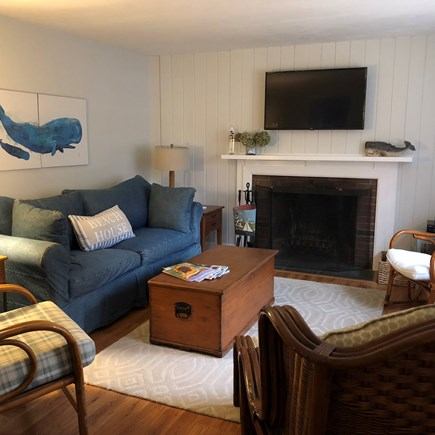 South  Yarmouth, Bass River Cape Cod vacation rental - Family Room