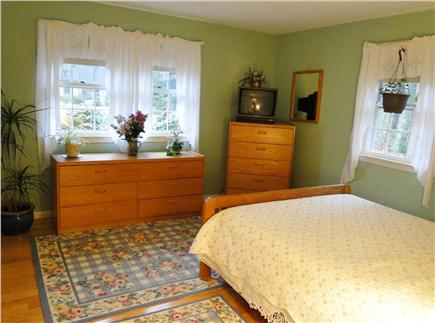 West Brewster/East Dennis Cape Cod vacation rental - Main floor queen bedroom