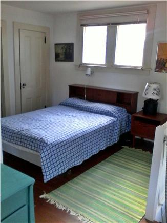 Cotuit Cotuit vacation rental - Rear bedroom - quiet, double bed, and it has its own full bath.