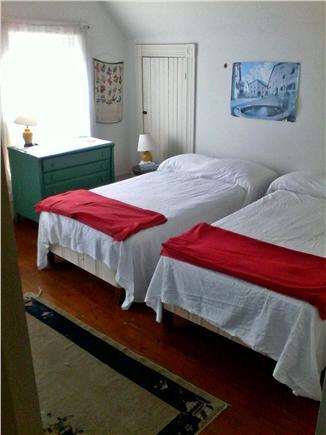 Cotuit Cotuit vacation rental - Front bedroom with water views.