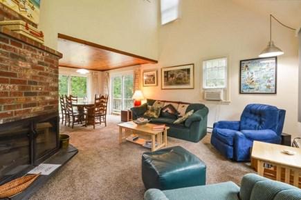 Centerville, Barnstable Centerville vacation rental - Comfy living room