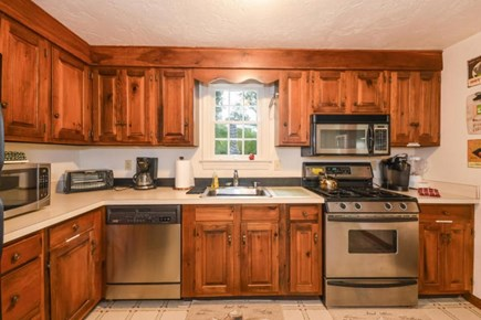 Centerville, Barnstable Centerville vacation rental - Cape style fully appliance kitchen