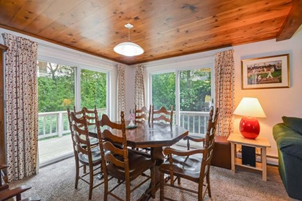 Centerville, Barnstable Centerville vacation rental - Cape Style Dining Room
