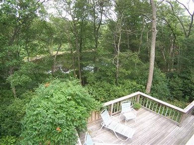 Centerville, Barnstable Centerville vacation rental - Master bedroom balcony, perfect for enjoying morning coffee