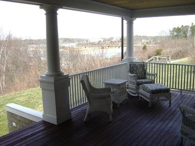 North Falmouth (Megansett) Cape Cod vacation rental - Porch