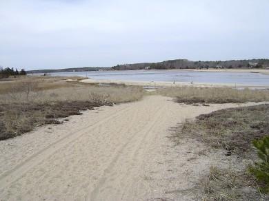 North Falmouth (Megansett) Cape Cod vacation rental - Beach