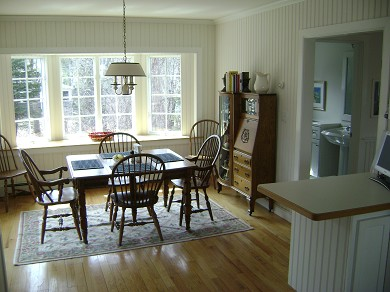 North Falmouth (Megansett) Cape Cod vacation rental - Dining Area