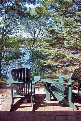 Harwich, MA Cape Cod vacation rental - Great spot to read the Cape Cod Times.