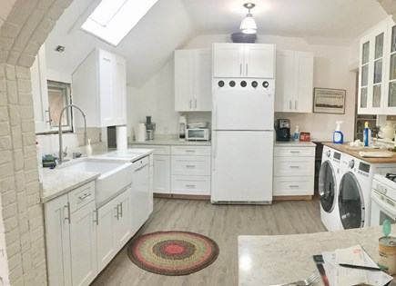 Harwich, MA Cape Cod vacation rental - A Brand new kitchen awaits the family chefs.