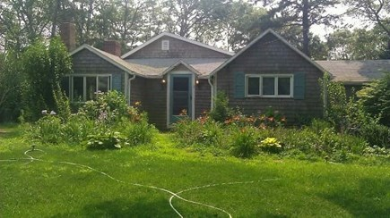 Harwich, MA Cape Cod vacation rental - The house was expanded from its origins as a 1946 fishing camp.