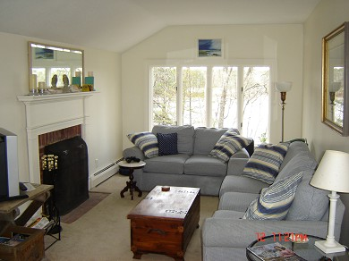 Harwich, MA Cape Cod vacation rental - Voted ''Best napping couches'' on the Cape.