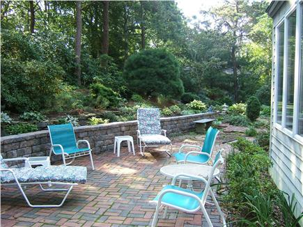 New Seabury, Bright Coves New Seabury vacation rental - Patio for relaxation or entertaining