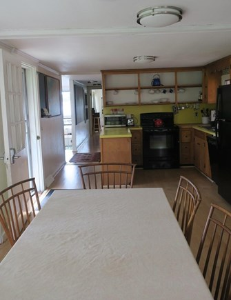 Woods Hole Woods Hole vacation rental - Our country kitchen is fully equipped.