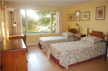 Woods Hole Woods Hole vacation rental - Lower bedroom with water view