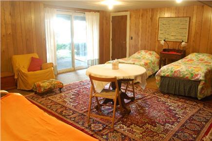 Woods Hole Woods Hole vacation rental - Bedroom under living room