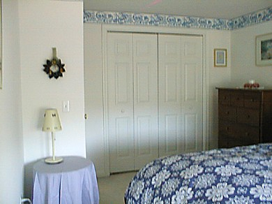 West Hyannisport Cape Cod vacation rental - 2nd floor bedroom with queen bed