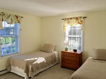South Chatham Cape Cod vacation rental - Second floor twins