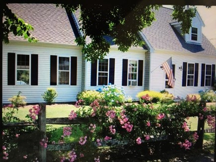 Chatham Cape Cod vacation rental - Front view of house