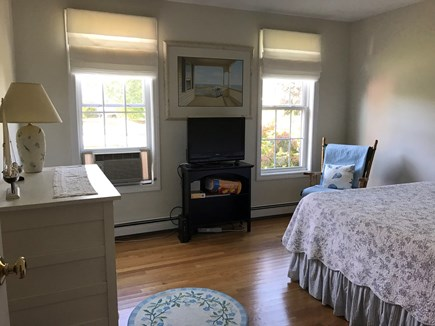 South Chatham Cape Cod vacation rental - First fl. Queen with a.c.