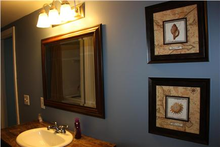 Downtown Chatham Cape Cod vacation rental - Freshly painted bathrooms
